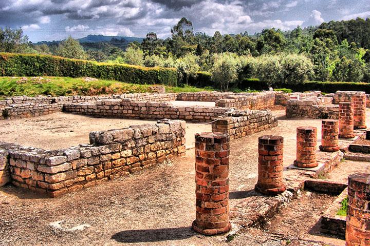 Ruins of Conímbriga