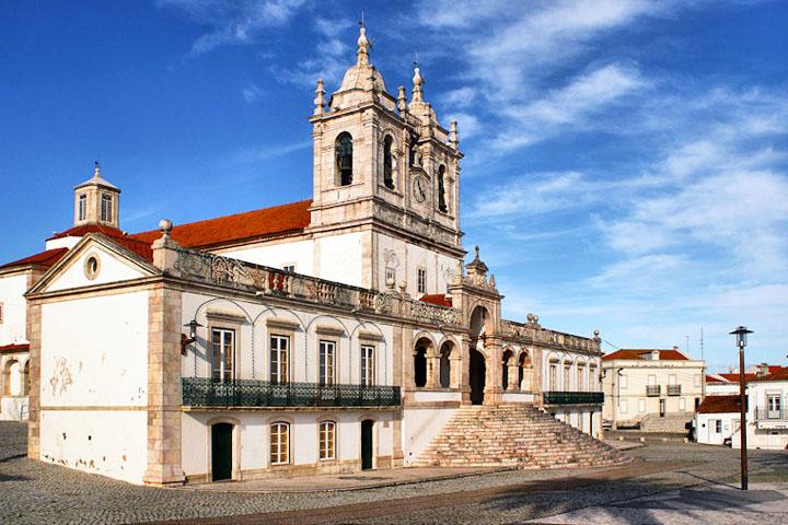 Sanctuary of Nossa Senhora da Nazaré