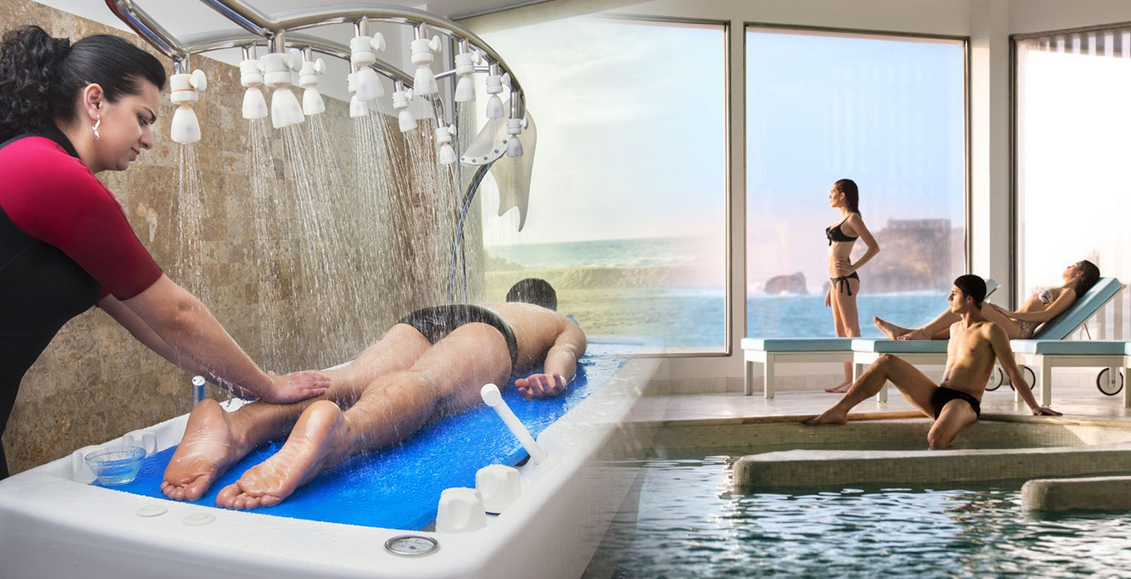 Thalasso Cure Program