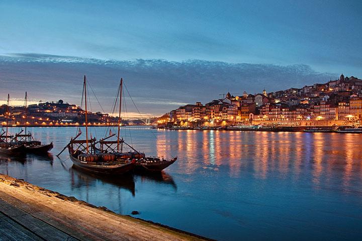 Oporto Riverside