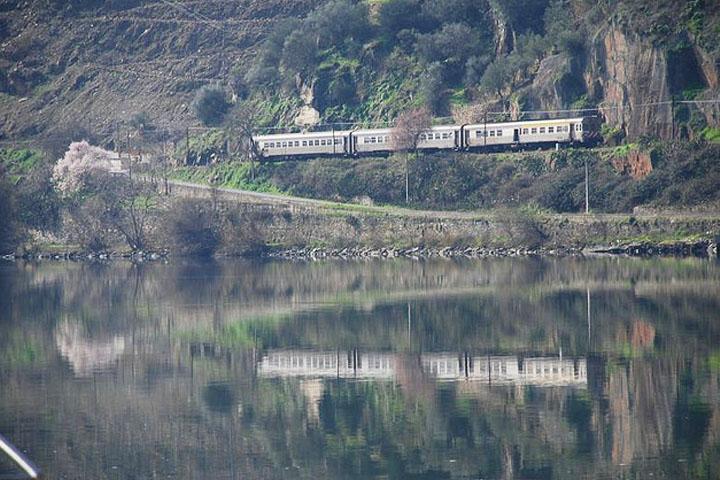 Train in Douro