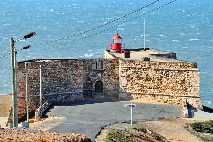 Forte de São Miguel (The Lighthouse)