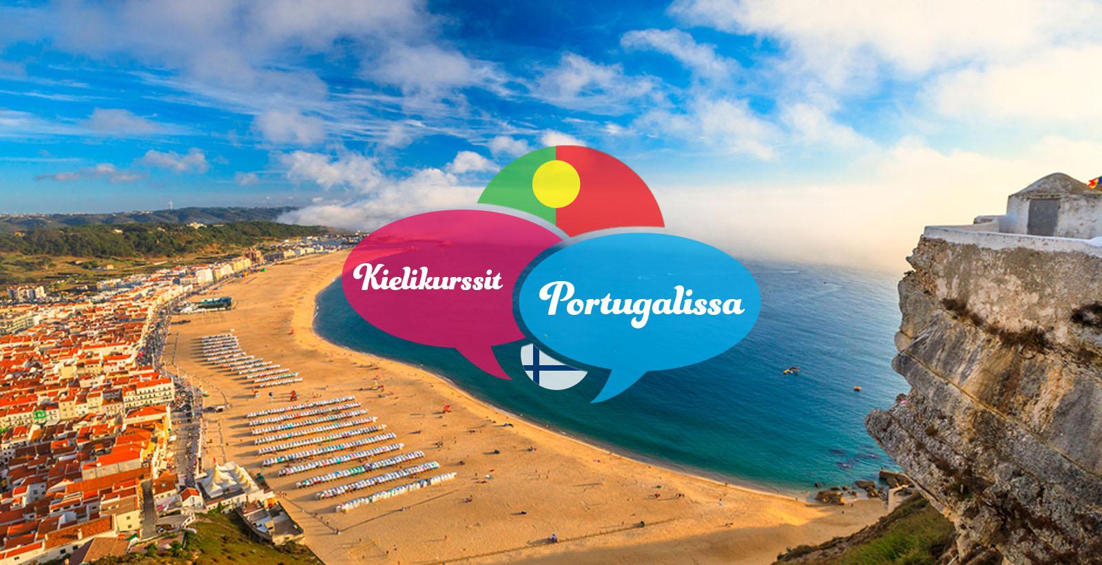 Kielikurssit Portugalissa
