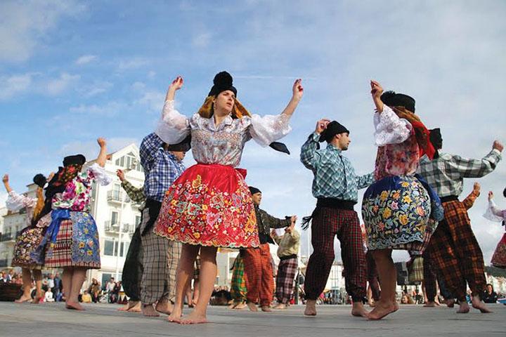 Nazaré folklore